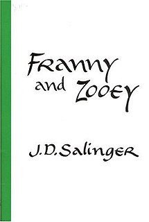 <i>Franny and Zooey</i> novel by J. D. Salinger