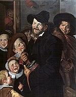 Frans Hals - Joueur de rommelpot avec six enfants.jpg