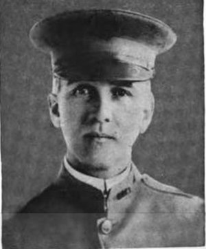 Frederic Stanley Dunn - Image: Frederic Dunn, US Army officer, 1919