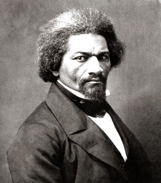 Frederick Douglas NYHS c1866