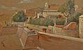 Frederick Leeds Edridge 1830 - Part of the Line Wall.jpg
