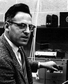Frederick Reines American physicist