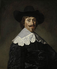 Frederik Dircksz Alewijn (1603-65). Alderman and councillor of Amsterdam