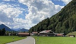 Friedeln in Jachenau