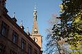 Friedrich-Gymnasium Freiburg (im Breisgau) Vorderfront (Turm) 01.jpg