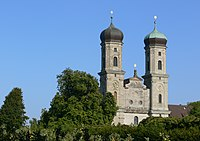 Friedrichshafen Schlosskirche außen 1.jpg