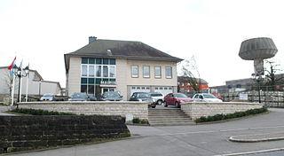 Commune in Esch-sur-Alzette, Luxembourg