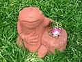 Frog figurine at Bo Phut Resort ^ Spa - panoramio.jpg