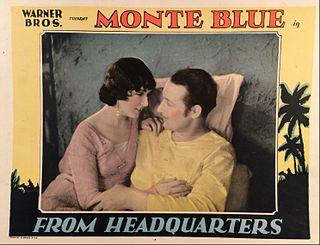 <i>From Headquarters</i> (1929 film) 1929 film