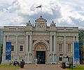 Front facade of National Maritime Museum, Greenwich, London.jpg