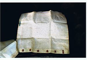 Marriage à-la-mode: 1. The Marriage Settlement - A 1734 marriage contract