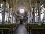 Göteborg Oskar-Fredriks-Kirche Innen 4.JPG