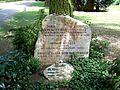 Göttingen Stadtfriedhof Grab Rudolf Scheller.JPG