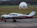 G-BABG Piper Cherokee 28 (29282387580).jpg