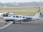 G-JAFS Piper Saratoga (25287136073).jpg