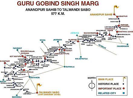 Guru Gobind Singh - Wikiwand