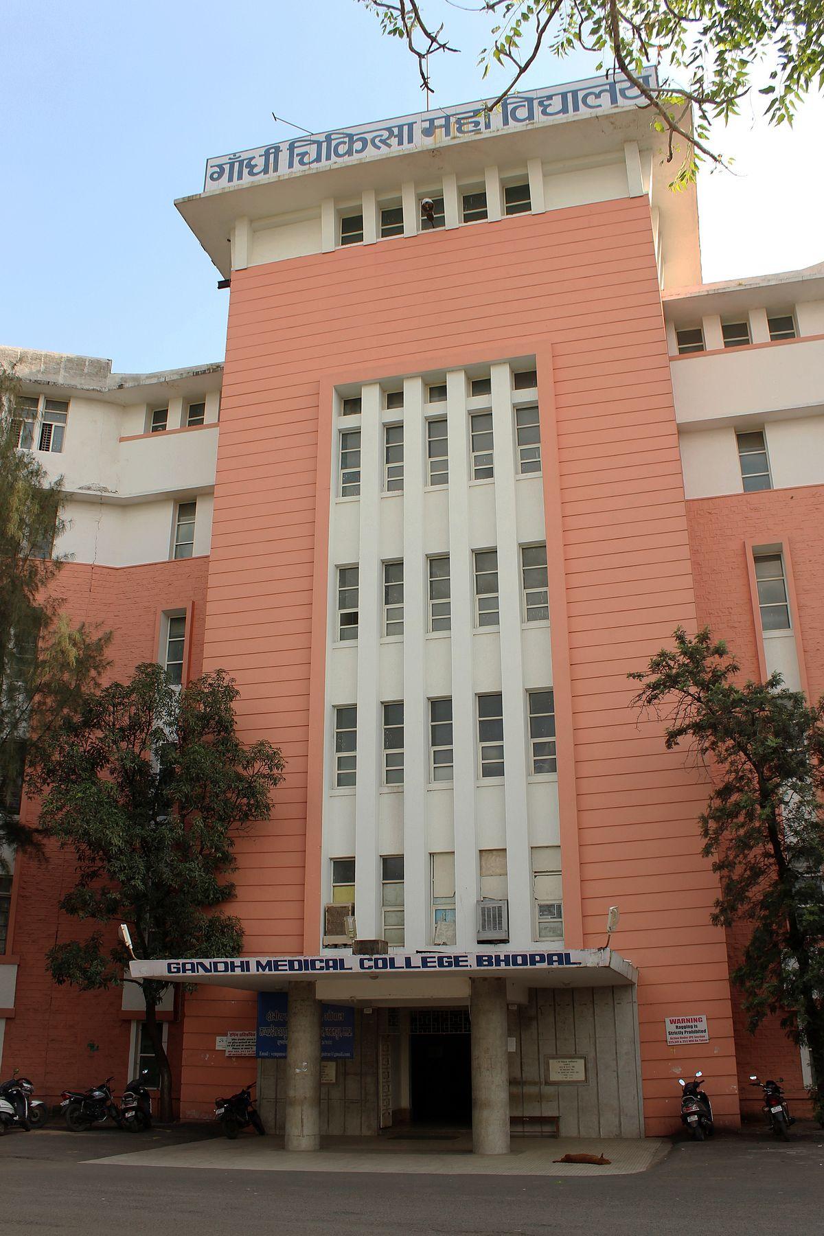 Gandhi Medical College Bhopal Wikipedia