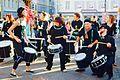 Gaïa'Z Onda est une batucada ethno-urbaine Marseillaise qui mélange les rythmes brésiliens et africains.jpg