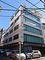 Gaban headquarters, at Irifune, Chuo, Tokyo (2019-01-02) 02.jpg