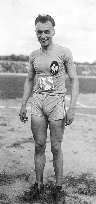 Gabriel Sempé - Gabriel Sempé in 1923