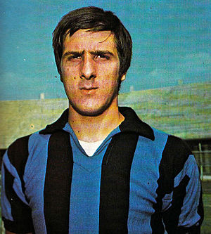 Gaetano Scirea - Scirea with Atalanta in the early 1970s