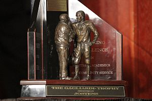 Gagliardi Trophy - Image of the Gagliardi Trophy