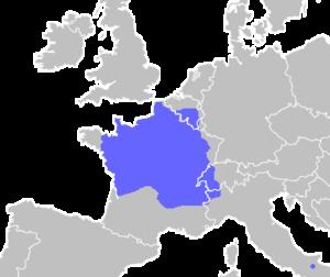 Historia Del Idioma Francés Wikipedia La Enciclopedia Libre