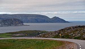 Gamvik - View from Gamvik
