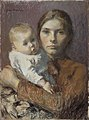 Gari Melchers - Mother and Child - 33.10 - Museum of Fine Arts.jpg
