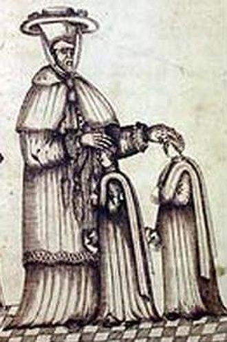 Gaspar Cervantes de Gaeta - Image: Gaspar Cervantes de Gaeta