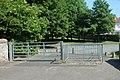 Gates on a bridge - geograph.org.uk - 1334900.jpg