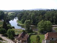 Gave d'Oloron in Sauveterre-de-Bearn.jpg