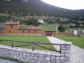 Battle of Gravia Inn - Gravia Inn