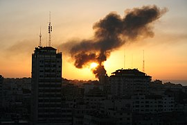 File:Gaza Burns - Flickr - Al Jazeera English.jpg