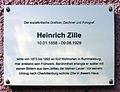 Gedenktafel Geusenstr 16 (Rumbg) Heinrich Zille.jpg