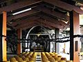 Gemeindehaus Klosterfelde (Falkenhagener Feld) Altarraum.JPG