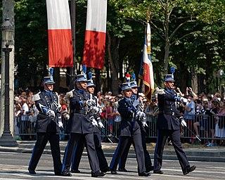 National Police (France) main civil law enforcement agency of France