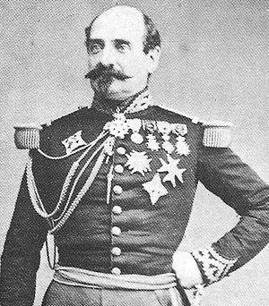 Henri-Pierre Castelnau - General Henri-Pierre Castelnau.