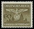 Generalgouvernement 1943 D34 Dienstmarke.jpg