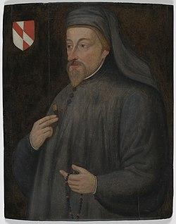 Geoffrey Chaucer (17th century)