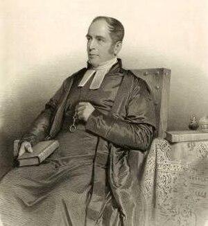George Cornelius Gorham - Gorham in 1850