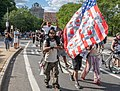 George Floyd protest in Grand Army Plaza June 7 (73141).jpg