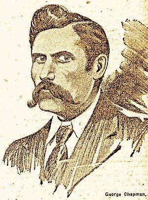 George Chapman (December 14, 1865 - April 7, 1...