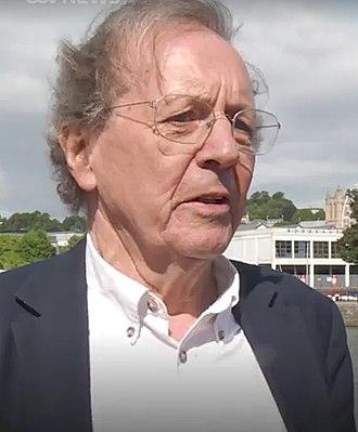 George Ferguson (politician) - Ferguson in August 2018