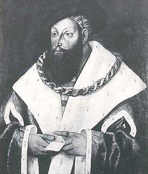 George, Duke of Bavaria - Duke George of Bavaria