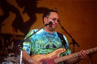 George Porter Jr. American funk bass guitarist and singer