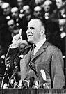 Georges Pompidou , kandidaat voor presidentsverkiezingen, Frankrijk, Bestanddeelnr 922-3542.jpg