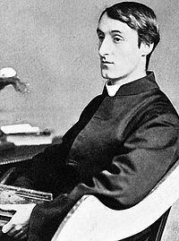 The Reverend Gerard Manley Hopkins