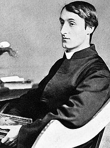 Poet Gerard Manley Hopkins