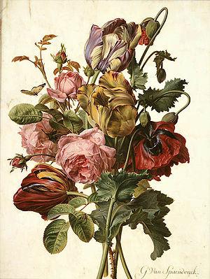 Gerard van Spaendonck - Image: Gerard Van Spaendonck Bouquet